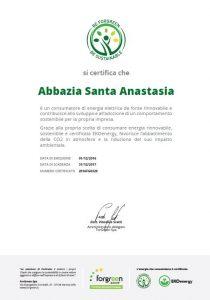 abbazia-certificato